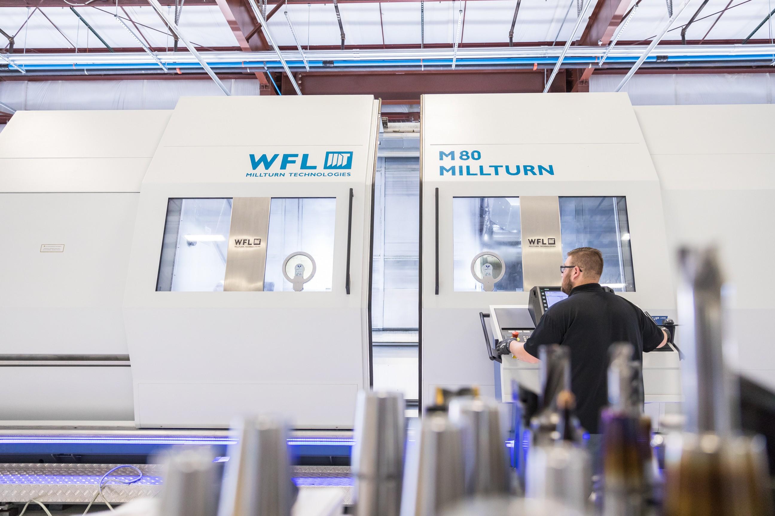 WFL M80 Millturn